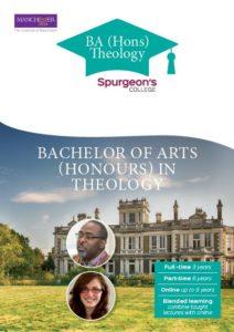 BA Theology Course Leaflet